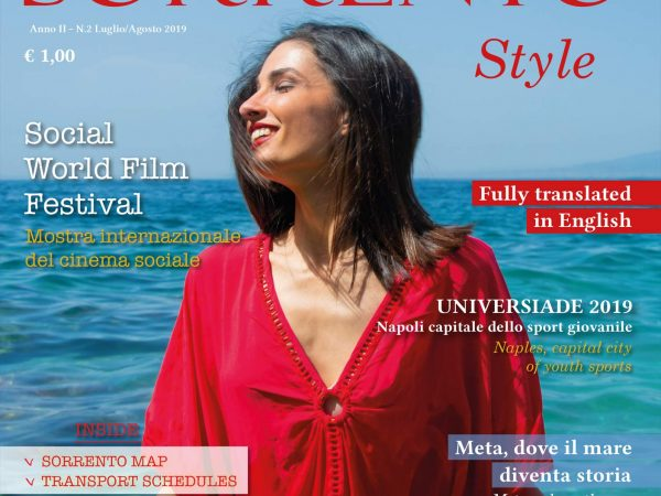 Sorrento Style July August 2019